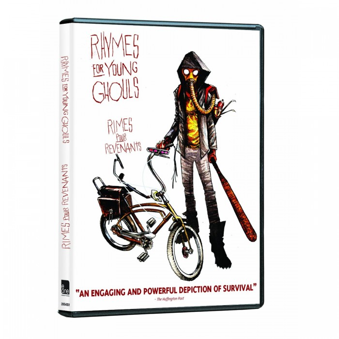 RHYMES DVD pic for shopify
