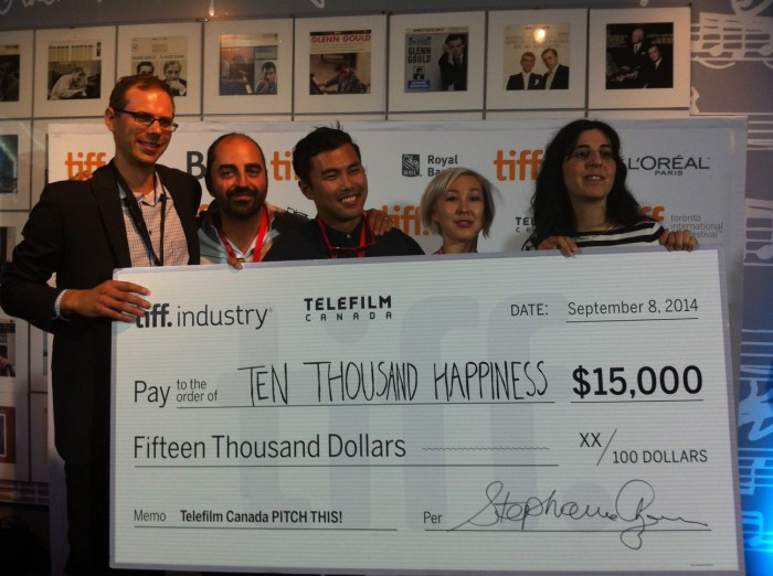 "Ten Thousand Happiness ""Pitch This"" win"